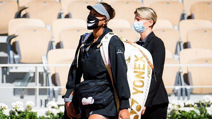 French Open 2021: মিডিয়া বয়কটের জের, ১৫ হাজার ইউ এস ডলার জরিমানা নাওমি ওসাকার