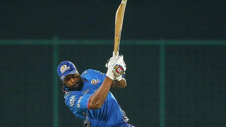 IPL: রায়ডুর জবাবে ঝলসে উঠলো পোলার্ডের ব্যাট - ৪ উইকেটে জয়ী মুম্বাই