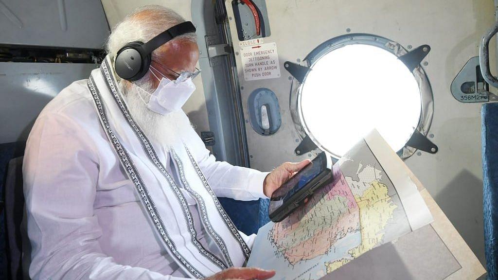 হেলিকপ্টারে চড়ে ফটোসেশন নয়, মাটিতে দাঁড়িয়ে পরিস্থিতি দেখেছি - BJPকে পাল্টা উদ্ধব ঠাকরে