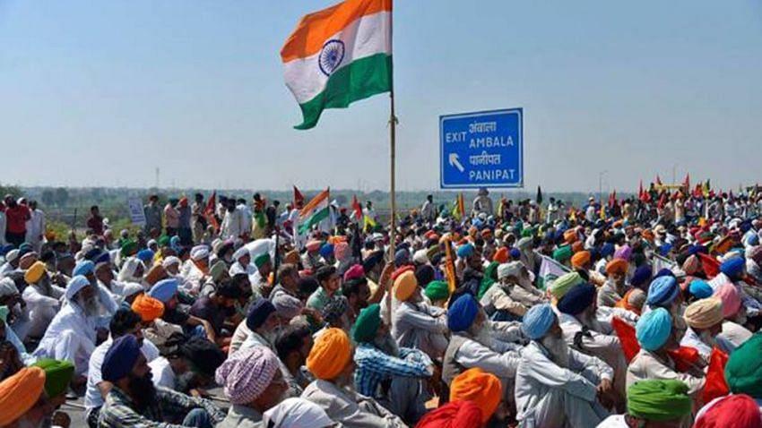 Farmers Protest: হরিয়ানায় লাঠিচার্জ, প্রতিবাদে উত্তরপ্রদেশে একাধিক শহরে রাস্তা অবরোধ কৃষকদের