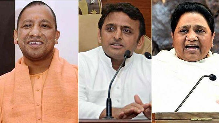 Uttar Pradesh: ৬০৩ আসন জিতে BJP-র ৬৭ জন জেলা পঞ্চায়েত সভাপতি, ৮৪২ আসন জিতে SP-র ৫ জন !