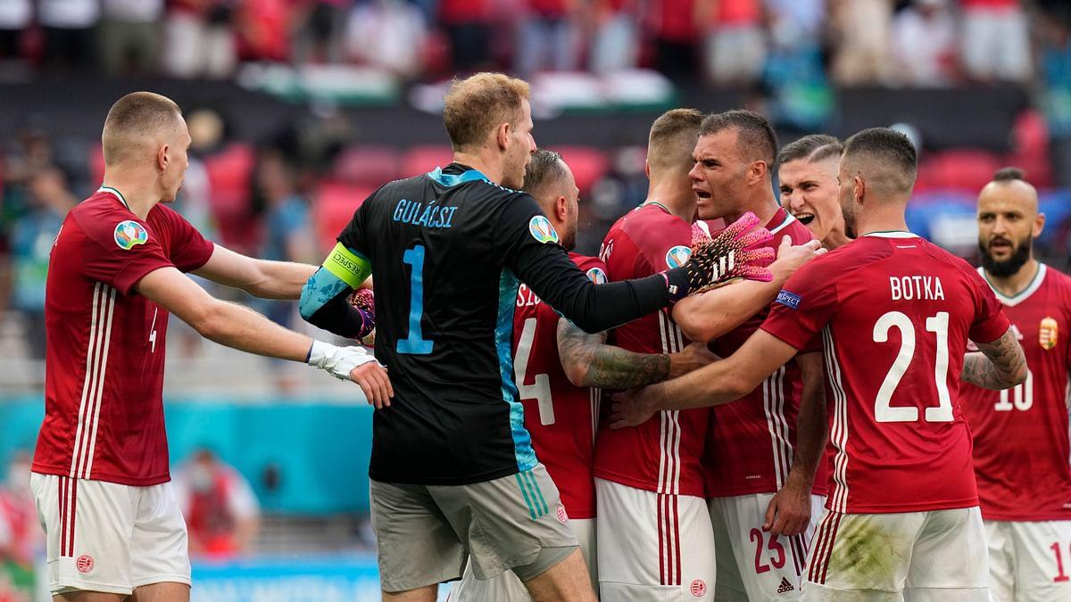 Euro Cup: হাঙ্গেরীর কাছে আটকে গেলো বিশ্বচ্যাম্পিয়ন ফ্রান্স
