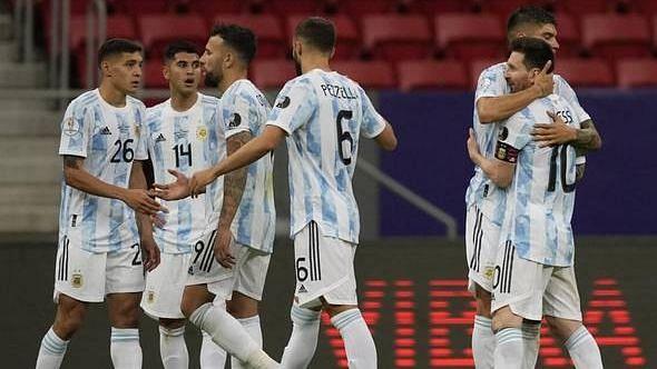 Copa America: গুইদো রদ্রিগেজের গোলে উরুগুয়ের বিপক্ষে জয় পেলো আর্জেন্টিনা