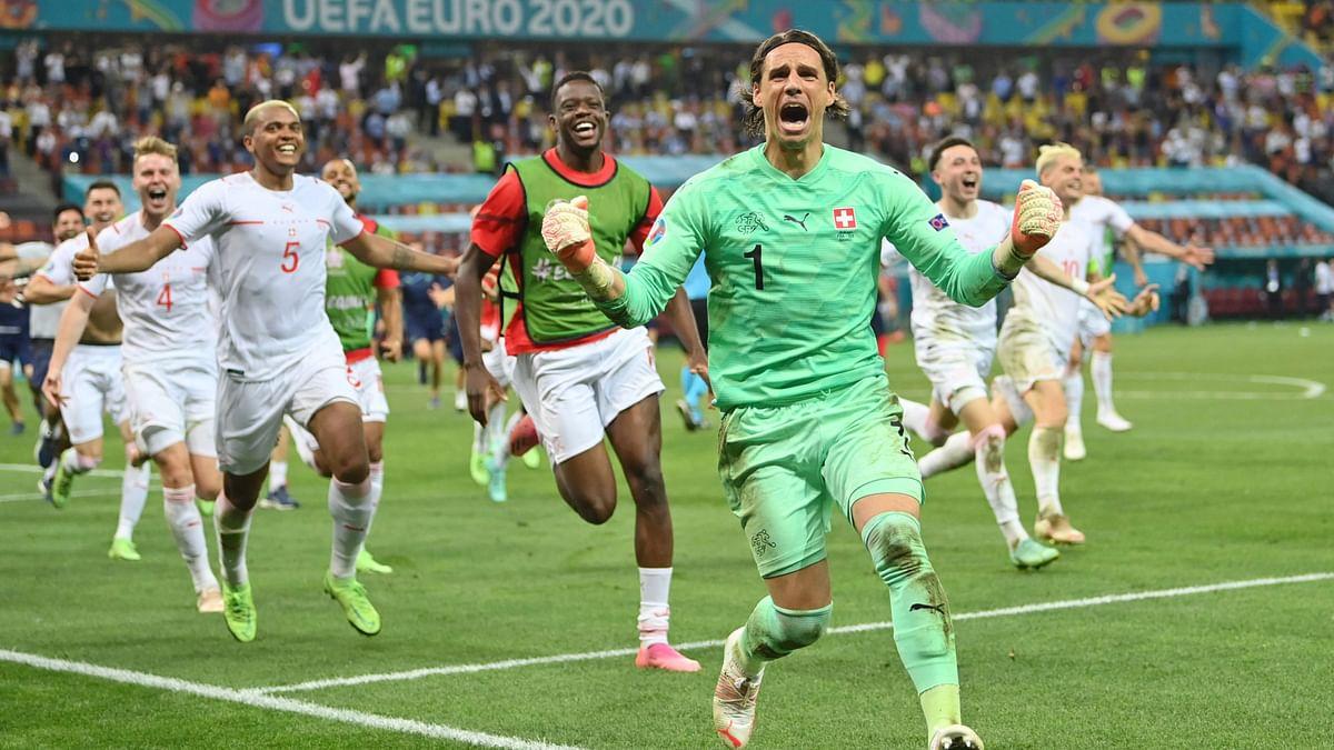Euro Cup: অঘটন! সুইজারল্যান্ডের কাছে হেরে দ্বিতীয় রাউন্ডেই বিদায় বিশ্ব চ্যাম্পিয়ন ফ্রান্সের