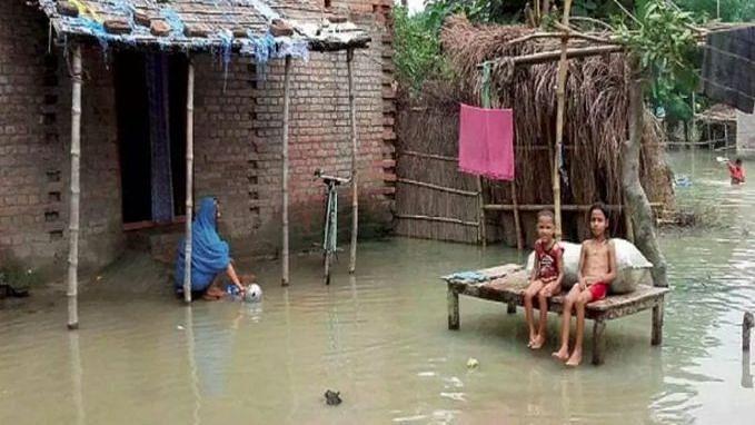 Bihar: টানা বৃষ্টির জেরে একাধিক নদী বিপদসীমার ওপর, রাজ্যে বন্যার আশংকা