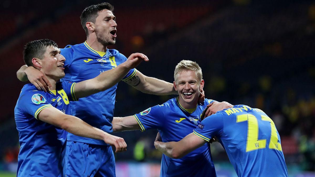 Euro Cup: সুইডেনকে হারিয়ে কোয়ার্টার ফাইনালে ইউক্রেন, প্রতিপক্ষ ইংল্যান্ড