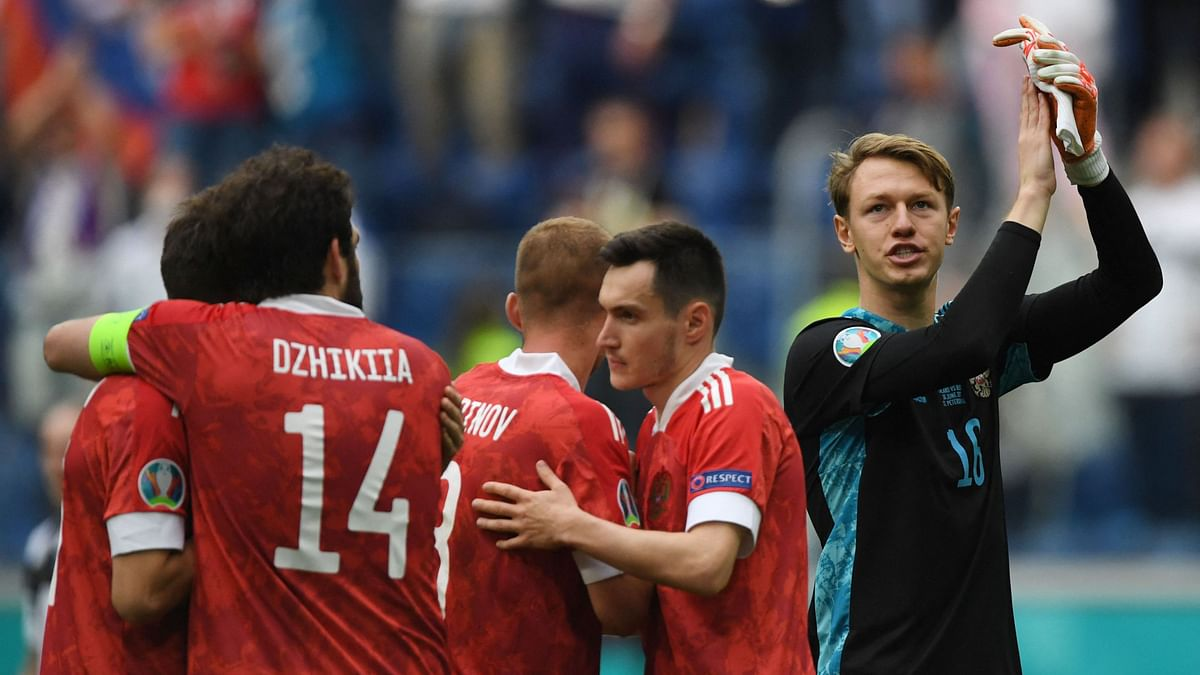 Euro Cup: ফিনল্যান্ডকে হারিয়ে গ্রুপ বি-র লড়াই জমিয়ে দিলো রাশিয়া