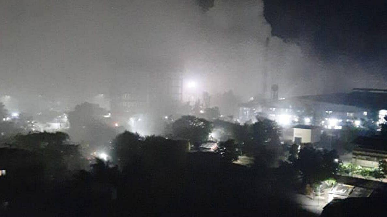 Gas Leak: মহারাষ্ট্রের বদলাপুরে রাসায়নিক কারখানা থেকে গ্যাস লিক - এলাকায় আতঙ্ক