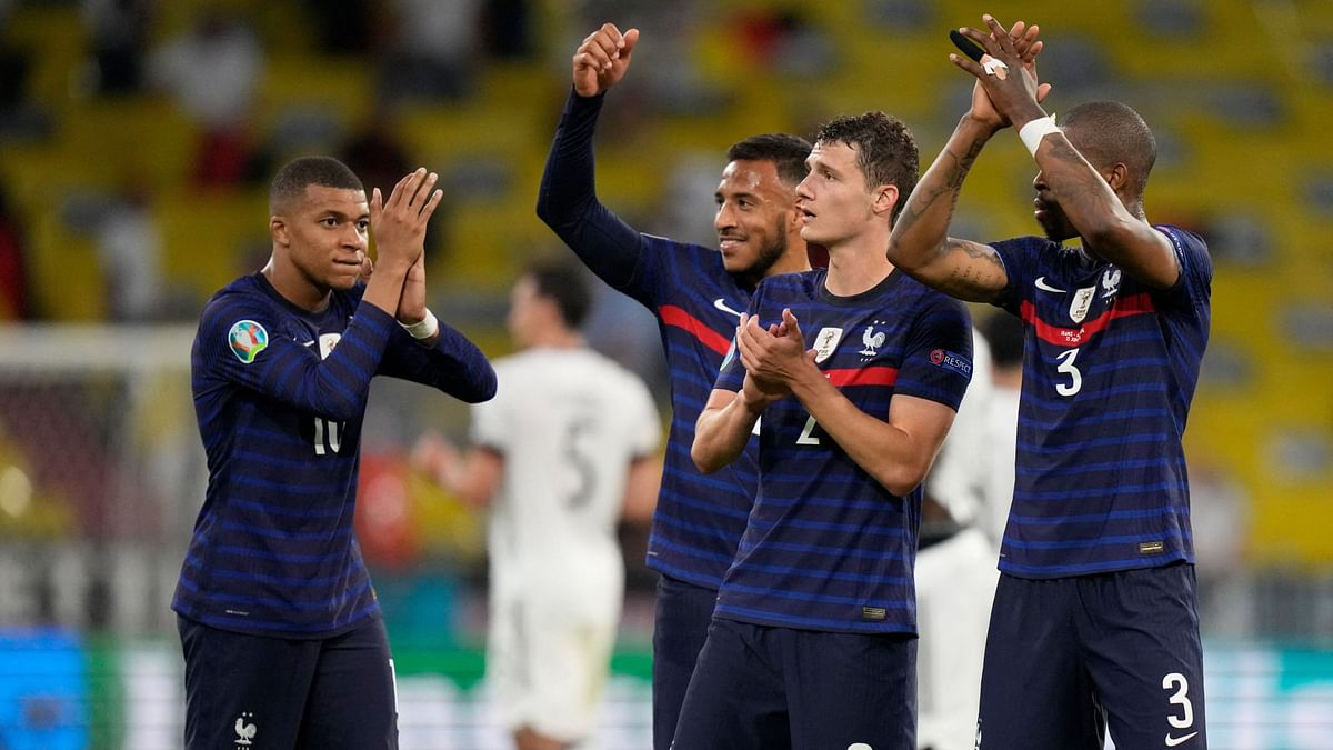 Euro Cup: আত্মঘাতী গোলে ফ্রান্সকে ৩ পয়েন্ট উপহার জার্মানির