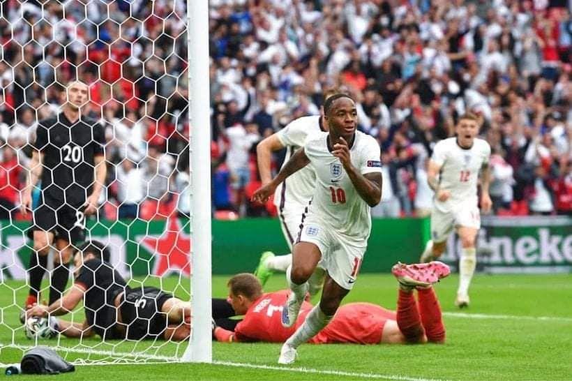 Euro Cup: রহিম স্টার্লিং-হ্যারি কেনের নৈপুণ্যে ওয়েম্বলিতে জার্মান ঘোড়া থামালো ইংল্যান্ড