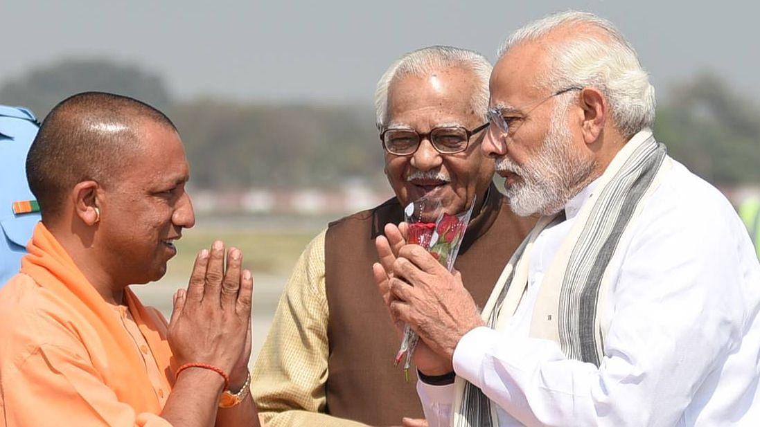 যোগী-মোদির দ্বন্দ্ব! ড্যামেজ কন্ট্রোলে BJP