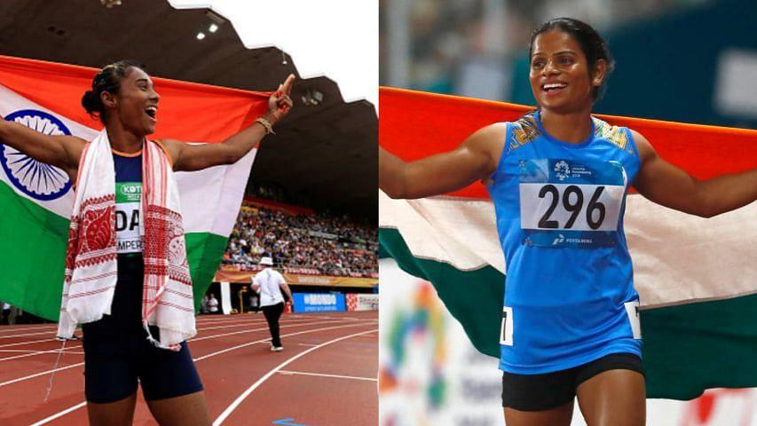 Tokyo Olympics: যোগ্যতা অর্জন করলেন দ্যুতি চাঁদ, শ্রীহরি নটরাজ - ছিটকে গেলেন হিমা দাস
