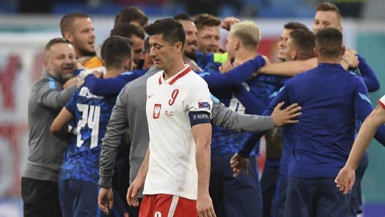 Euro Cup: লেভনডস্কিদের ২-১ গোলে হারিয়ে ইউরো অভিযান শুরু স্লোভাকিয়ার