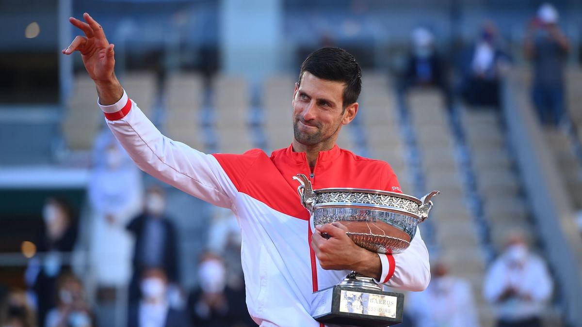 French Open: রুদ্ধশ্বাস ফাইনালে সিতিসিপাসকে হারিয়ে ১৯তম গ্র্যান্ড স্ল্যাম ঘরে তুললেন জকোভিচ