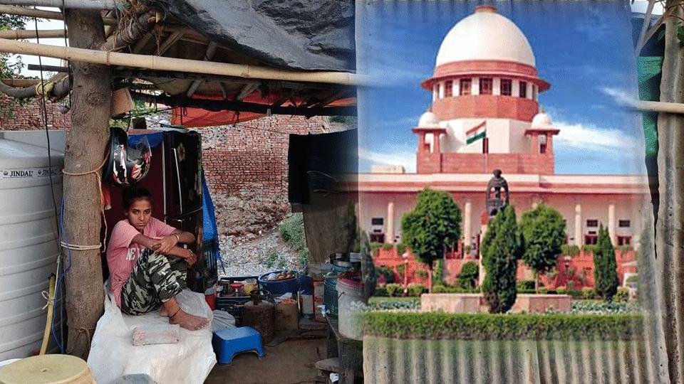 Khori evictions: পুনর্বাসন প্রক্রিয়া অথৈ জলে, খোরি গ্রামে উচ্ছেদ চলছে জোরকদমে