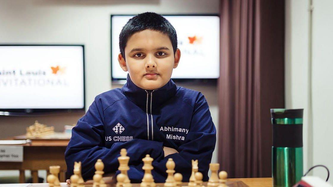 Chess: ১২ বছর বয়সে বিশ্বের সর্বকনিষ্ঠ গ্র্যান্ডমাস্টারের খেতাব অর্জন অভিমন্যু মিশ্রের