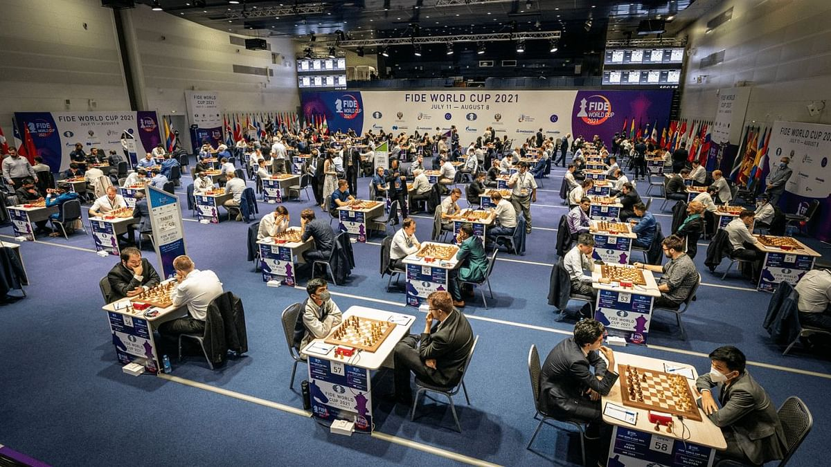 Chess World Cup: কড়া সতর্কতা সত্ত্বেও একাধিক প্রতিযোগীর করোনা সংক্রমণ