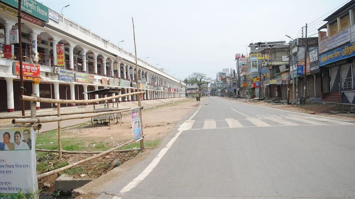 Manipur: কোভিড সংক্রমণ নিয়ন্ত্রণে আনতে ১৮ জুলাই থেকে ১০ দিনের পূর্ণ লকডাউন