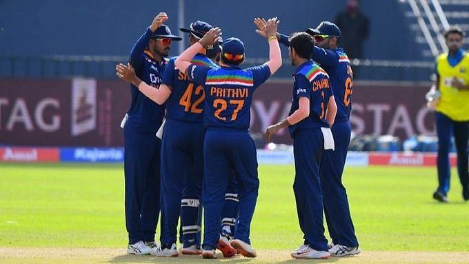 India Vs Sri Lanka ODI: ভারতের সামনে ২৬৩ রানের লক্ষ্য রাখলো শ্রীলঙ্কা