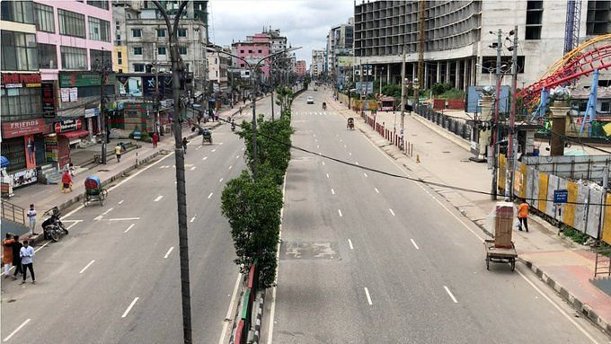 Bangladesh: করোনা সংক্রমণ আটকাতে দেশজুড়ে দু'সপ্তাহের কড়া লকডাউন