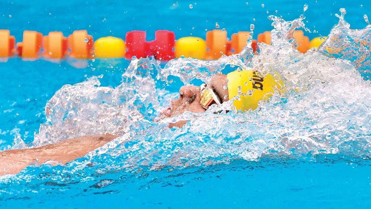 Tokyo Olympics: ১০০ মিটার ব্যাক স্ট্রোকে 'এ' ক্যাটাগরির ছাড়পত্র পেলেন শ্রীহরি নটরাজ