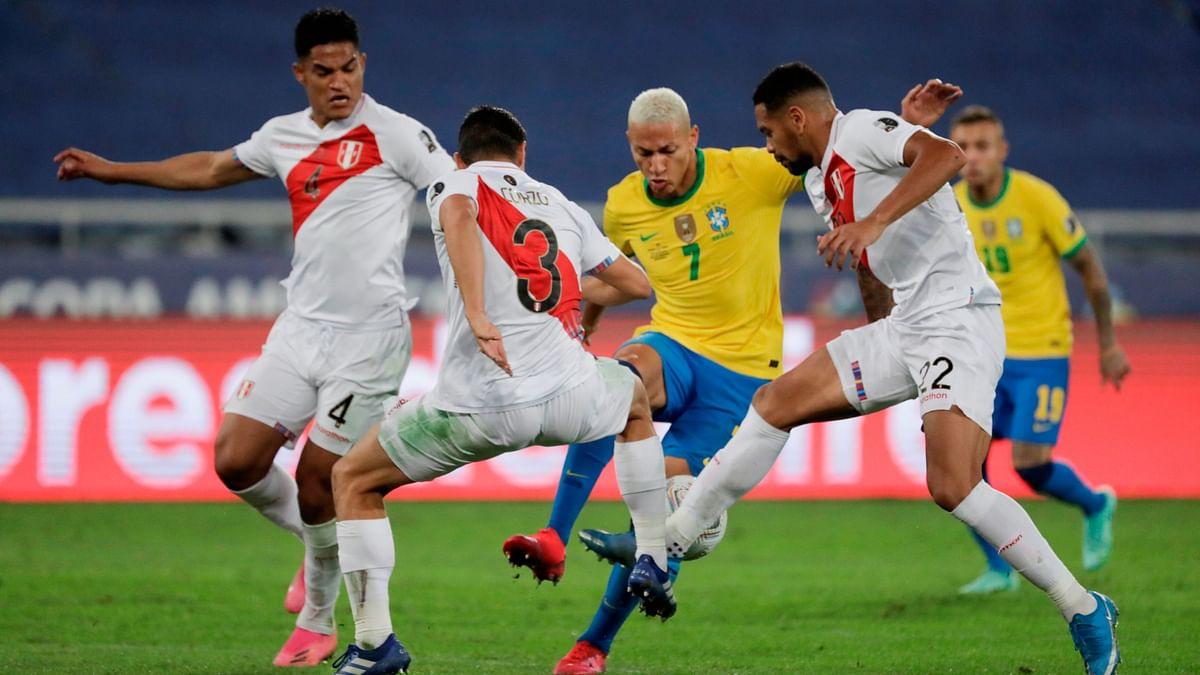 Copa America: লুকাস পাকুয়েতার গোলে পেরুকে হারিয়ে ফাইনালে ব্রাজিল