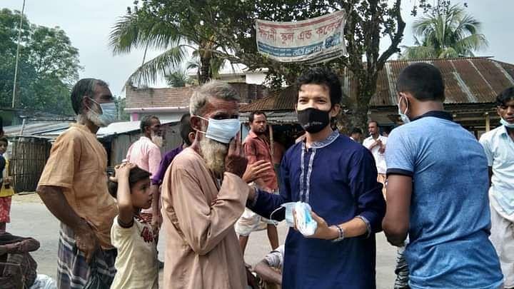 Bangladesh: করোনায় মানুষের পাশে বামপন্থী তারুণ্য