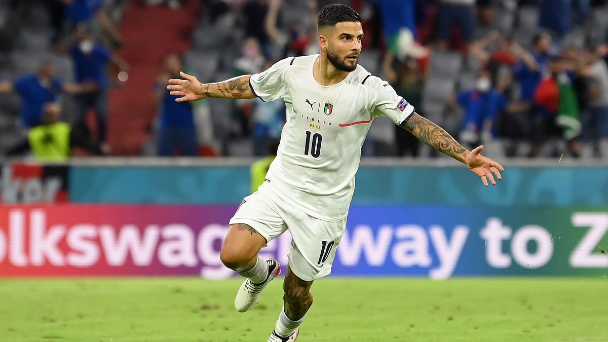 Euro Cup: বারেল্লা, ইনসাইনের গোলে বেলজিয়ামকে হারিয়ে সেমিফাইনালে ইতালি
