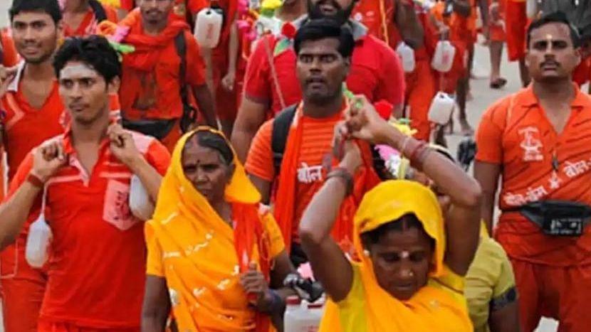 Uttar Pradesh: কানওয়ার যাত্রার সিদ্ধান্ত পুনর্বিবেচনা করুক রাজ্য - নির্দেশ শীর্ষ আদালতের
