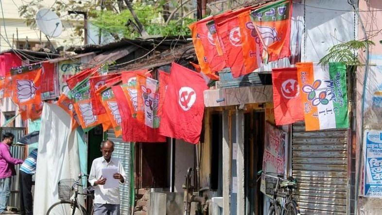 Post Poll Violence: NHRC রিপোর্টে একাধিক তৃণমূল নেতার নাম - রাজ্য সরকারের সমালোচনা