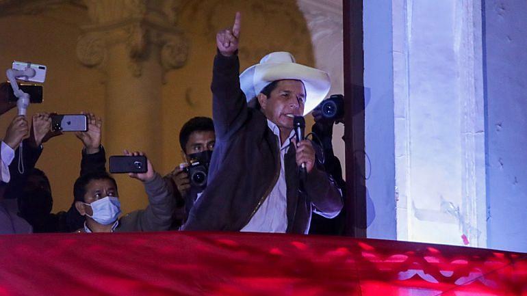 Peru: দেড় মাস পর বামপন্থী প্রার্থী পেড্রো ক্যাসিলোকে নির্বাচিত প্রেসিডেন্ট হিসেবে ঘোষণা