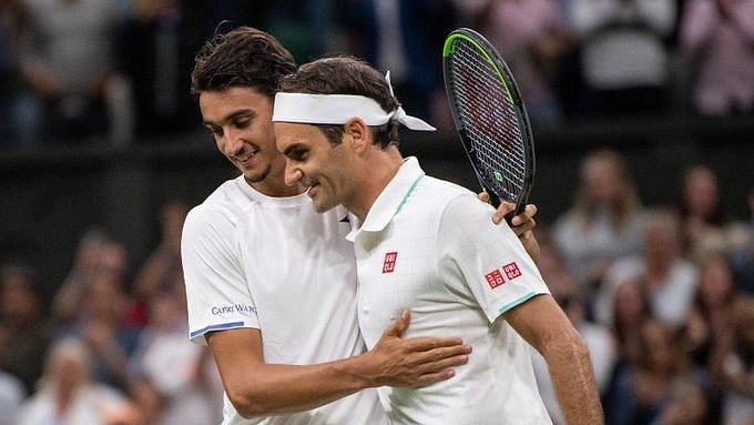 Wimbledon: লরেনজো সোনেগোকে স্ট্রেট সেটে হারিয়ে কোয়ার্টার ফাইনালে রজার ফেডেরার