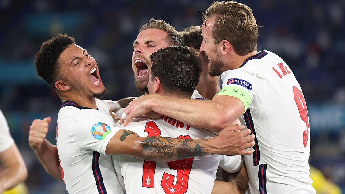 Euro Cup: ইউক্রেনকে ৪-০ গোলে হারিয়ে সেমিফাইনালে ইংল্যান্ড