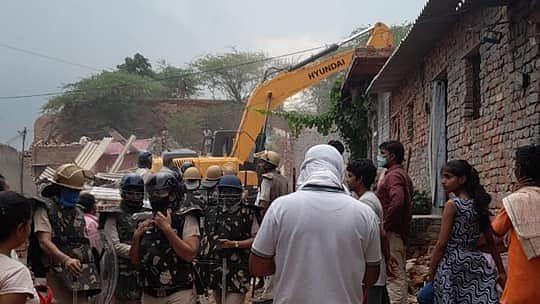 আরাবল্লীতে অবৈধ নির্মাণ চলছেই