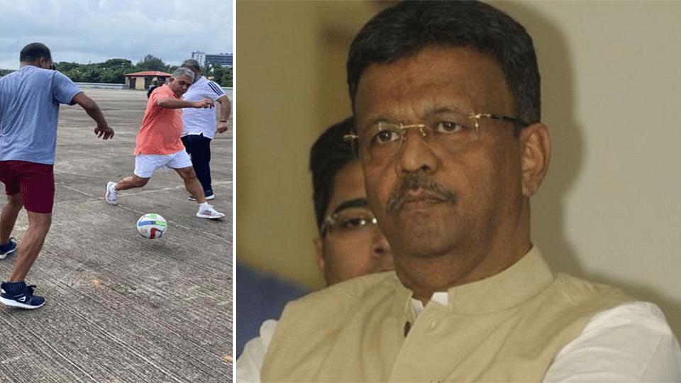 বিজেপি গোল করে না, গোল খায়: ফিরহাদ হাকিম