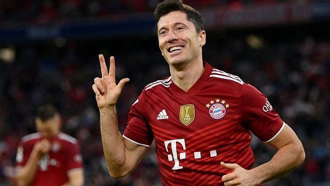 Bundesliga: লেভনডস্কির হ্যাটট্রিক, হার্থা বার্লিনকে গোল বন্যায় ভাসালো বায়ার্ন মিউনিখ
