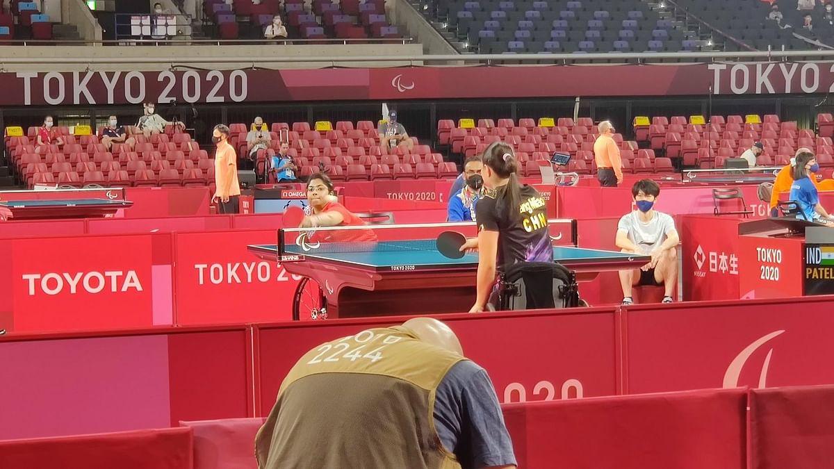 Tokyo Paralympis: টেবল টেনিস (ক্লাস ৪) ফাইনালে ভারতের ভাভিনাবেন প্যাটেল