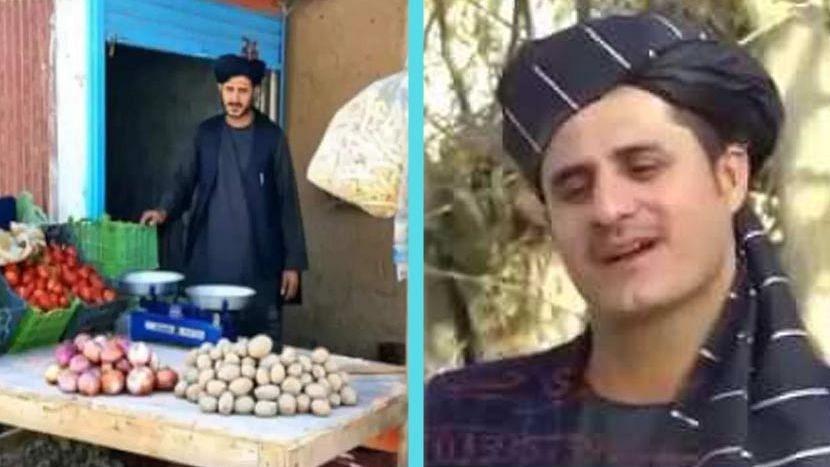 তালিবানের ভয়ে গান ছেড়ে সবজি বেচছেন আফগানিস্তানের খ্যাতনামা সঙ্গীতশিল্পী হাবিবুল্লাহ শাবাব