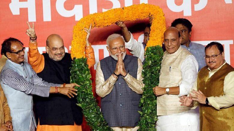 ২০১৯-২০ সালে নির্বাচনী বন্ড থেকে BJP-র আয় ২৫৫৫ কোটি টাকা, তৃতীয় স্থানে তৃণমূল: রিপোর্ট