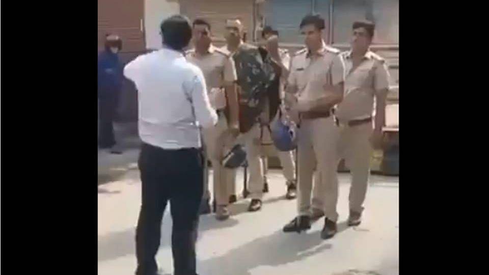 কৃষকদের মাথা ভাঙার নির্দেশ দেওয়া SDM-এর বিরুদ্ধে সরব ইয়েচুরি, সুরজেওয়ালা, প্রতিবাদে BJP সাংসদও