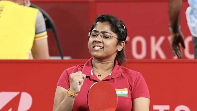 Paralympics: ভারতকে পদকের স্বপ্ন দেখিয়ে সেমিফাইনালে ভাভিনাবেন প্যাটেল