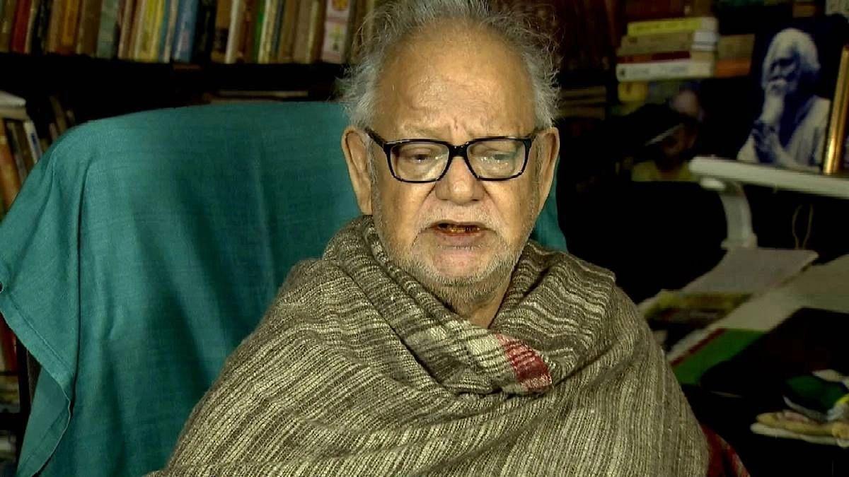 Buddhadeb Guha: শ্বাসকষ্ট সহ একাধিক সমস্যার কারণে হাসপাতালে ভর্তি সাহিত্যিক বুদ্ধদেব গুহ