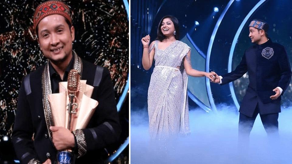 Indian Idol 12: জিতলেন পবনদীপ, ২য় বাংলার অরুণিতা