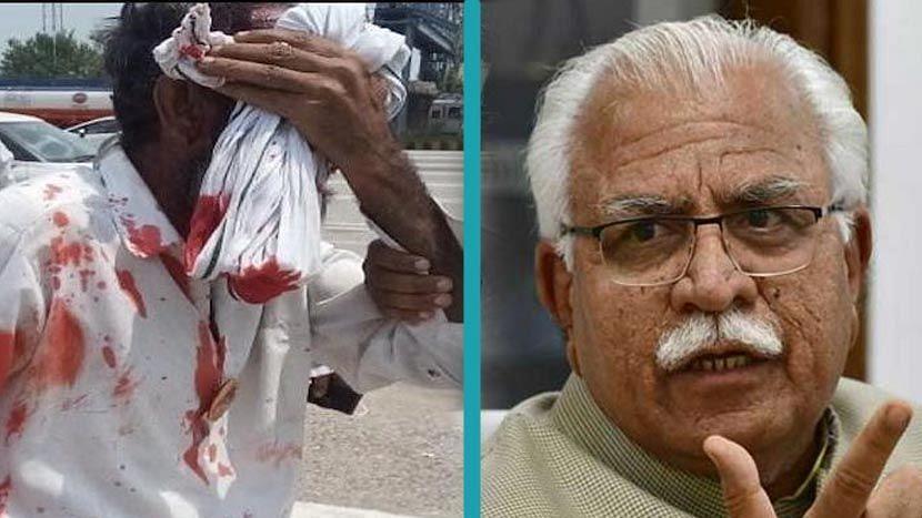 Haryana: আইনশৃঙ্খলা রক্ষায় এই পদক্ষেপ: কৃষকদের ওপর লাঠিচার্জের ঘটনায় পুলিশের পক্ষে মুখ্যমন্ত্রী