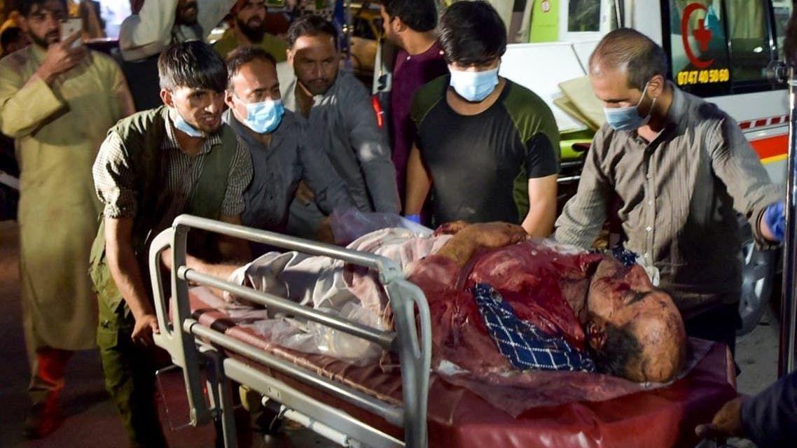 কাবুল বিমানবন্দরের বাইরে পরপর বিস্ফোরণ, মার্কিন সেনা-শিশু সহ নিহত অন্তত ৭২, দায় স্বীকার ISIS-এর