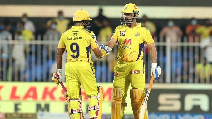 IPL 2021: হায়দরাবাদের বিরুদ্ধে ৬ উইকেটে জয়, শীর্ষস্থান আরও মজবুত করলো ধোনি বাহিনী
