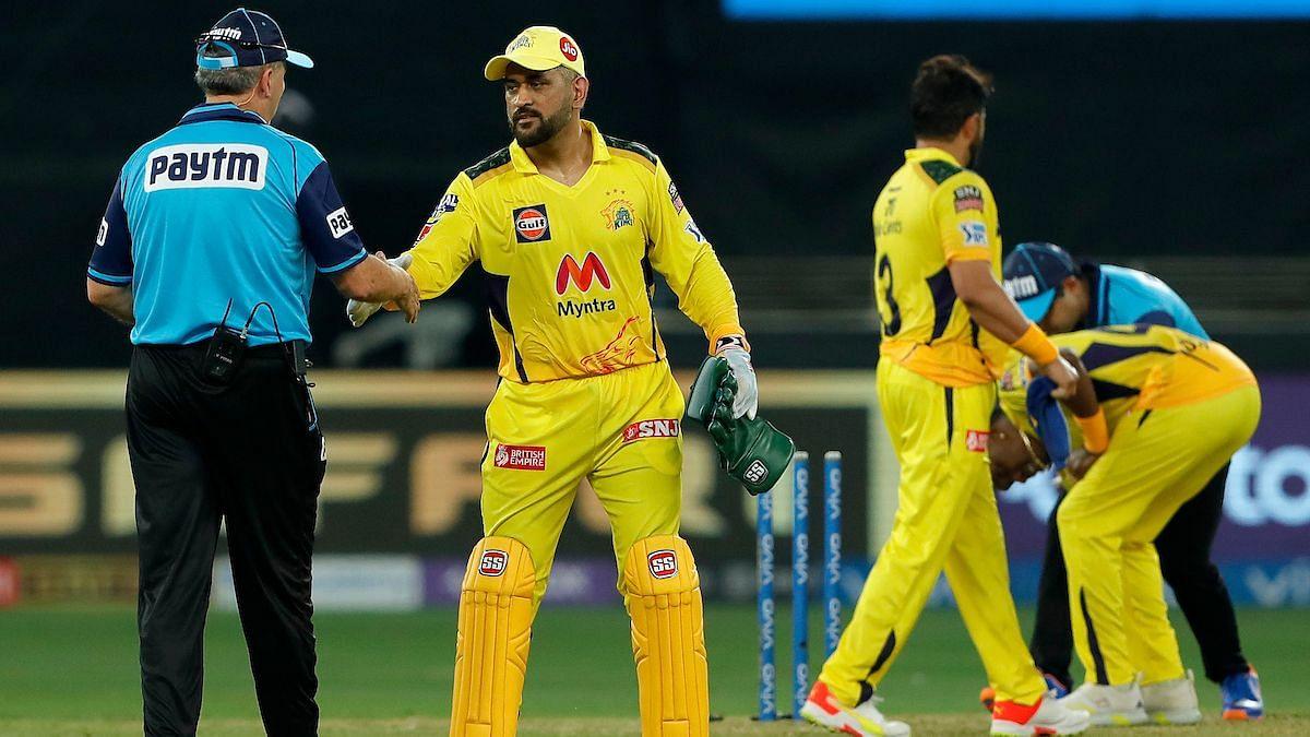 IPL 2021: মুম্বই ইন্ডিয়ানসকে ২০ রানে হারিয়ে লীগ টেবিলের শীর্ষে চেন্নাই সুপার কিংস