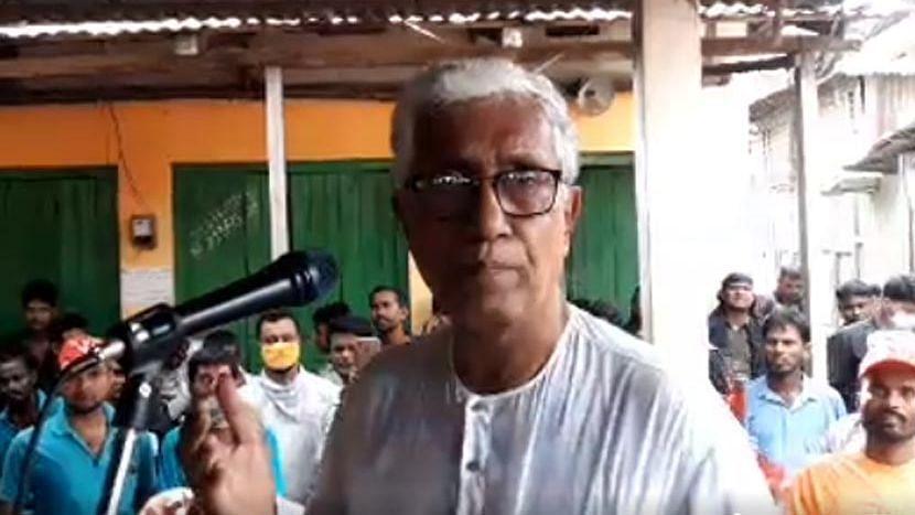Tripura: রুখে দাঁড়াতে হবে, চোখে চোখ রেখে হকের দাবি আদায় করতে হবে - প্রতিরোধের বার্তা মাণিক সরকারের