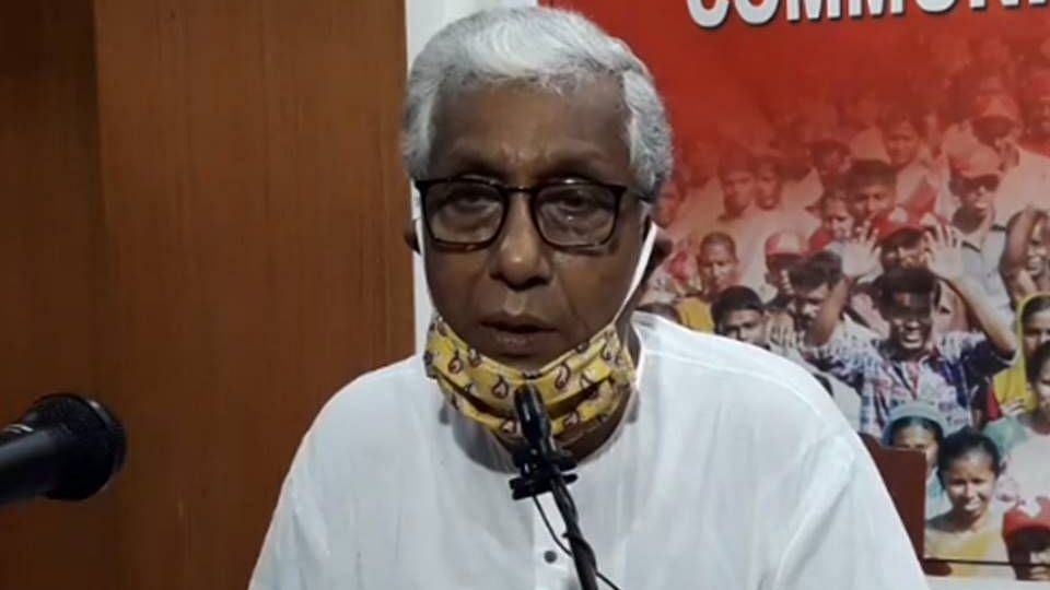 Tripura: মানুষকে এভাবে দমানো যাবেনা, তাঁদের সঙ্গে নিয়েই সংগ্রাম চলবে - মানিক সরকার