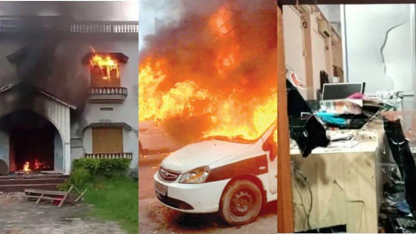 Tripura: ডেইলি দেশের কথা সহ ৫ মিডিয়া হাউসে হামলার অভিযোগ BJP-র বিরুদ্ধে, আহত একাধিক সাংবাদিক